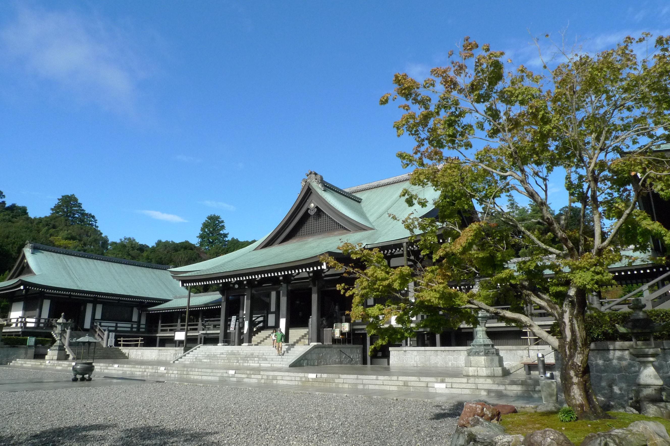 Hattasan Sonei-ji Temple