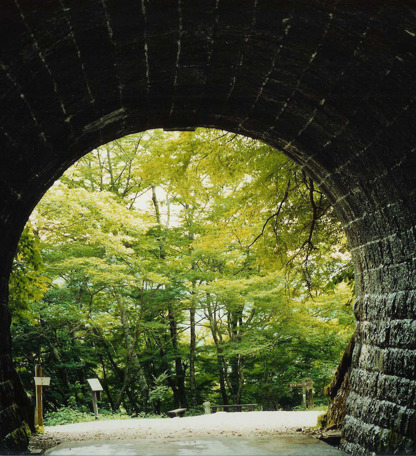 Old Amagi Tunnel