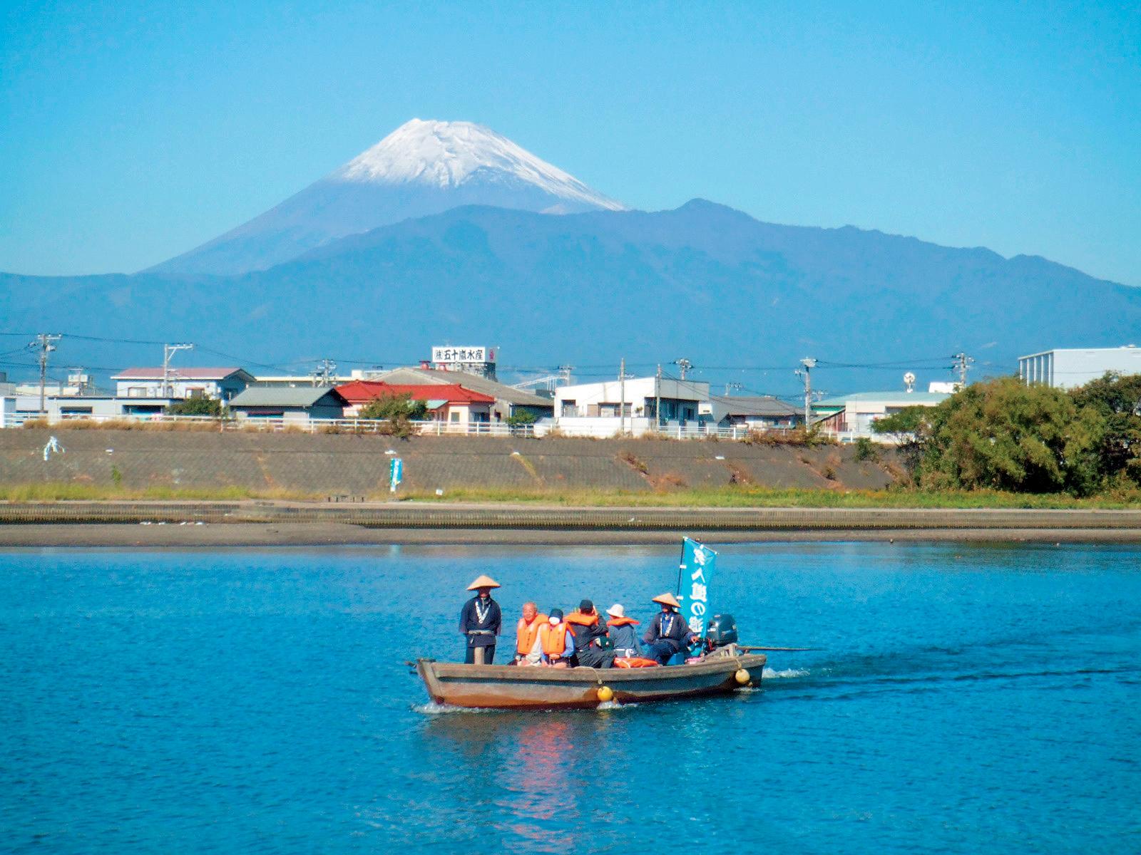 Ganyudo Ferry