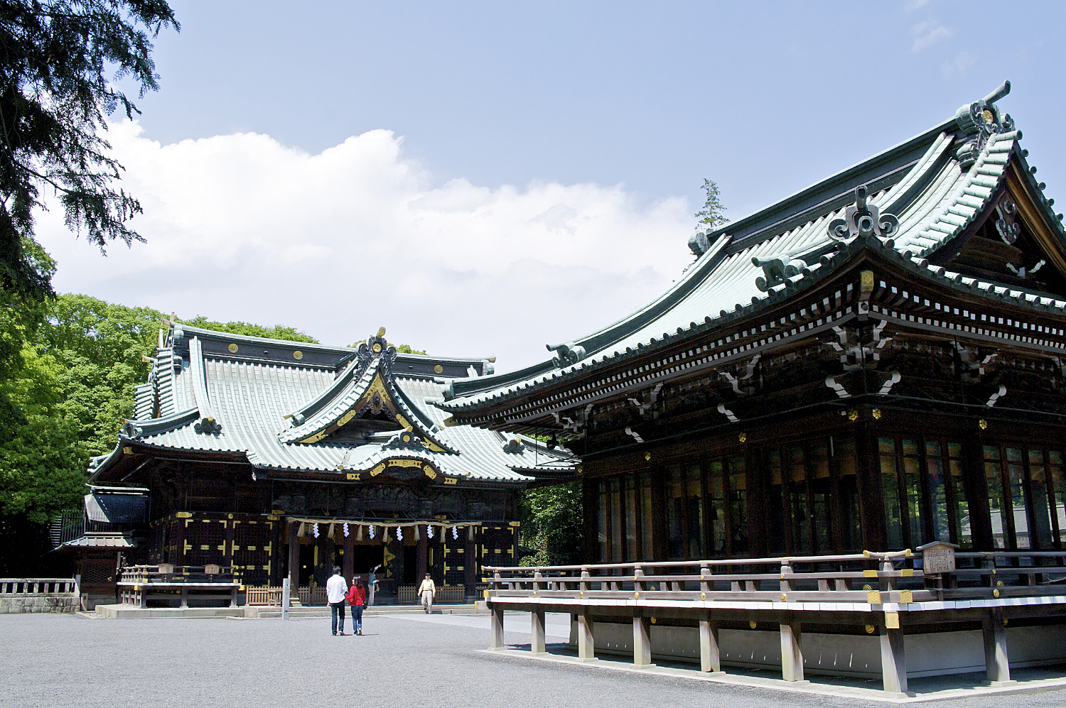 Mishima Taisha Shrine