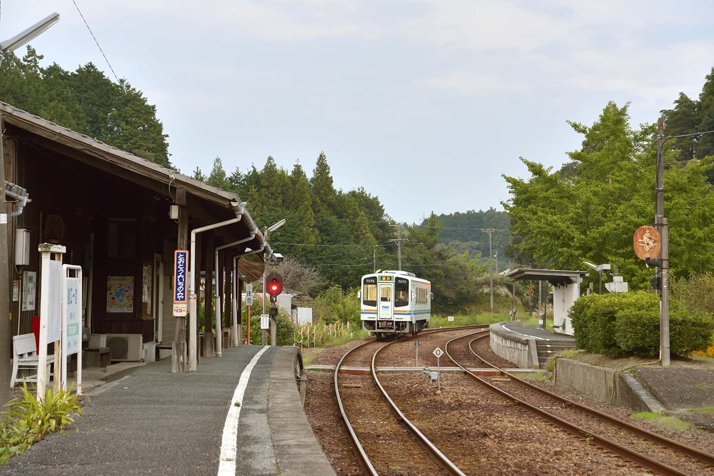 Image of Tenryu Hamanako railroad