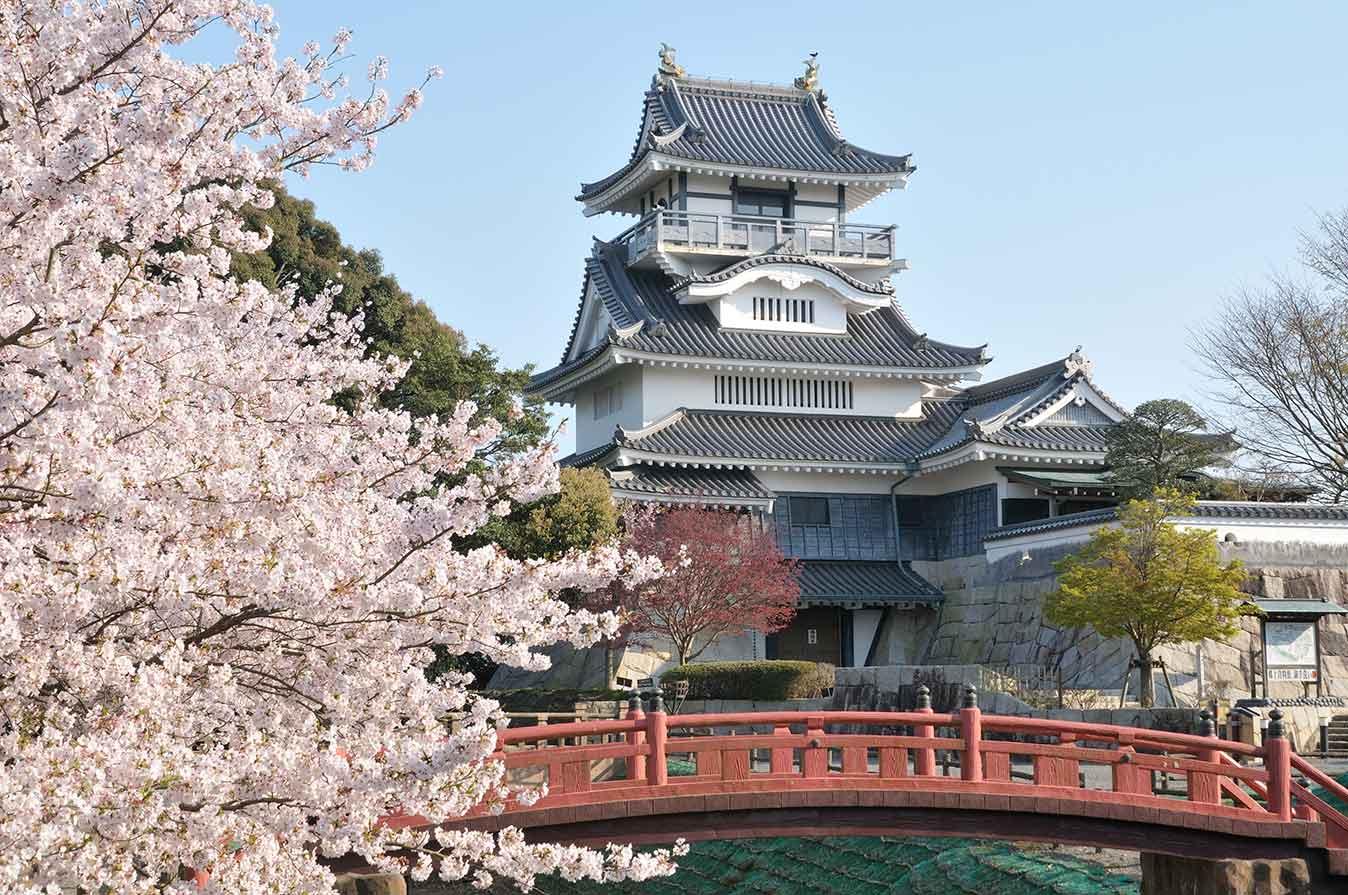 Nomanjiyama Park/Koyama Castle