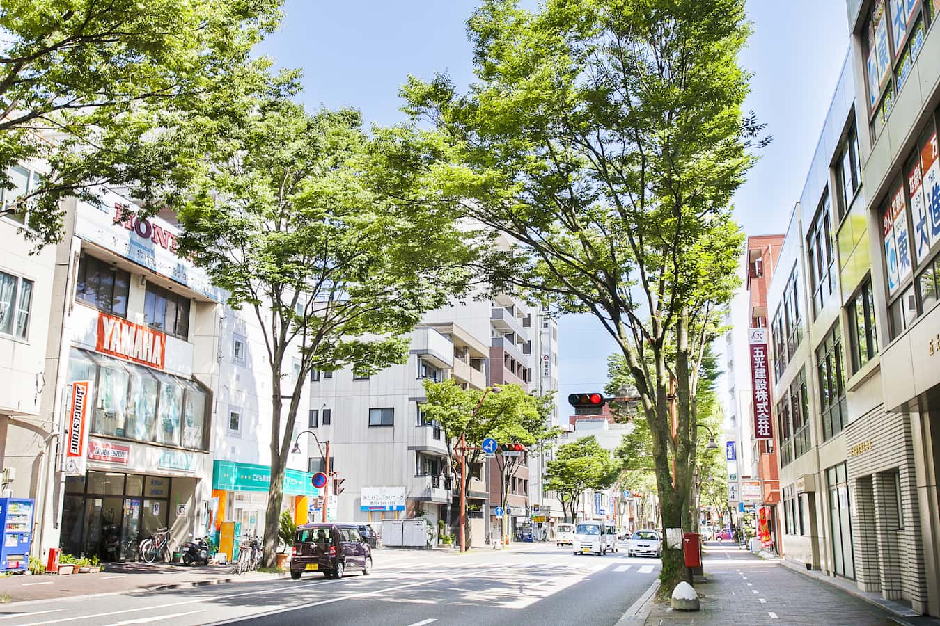 Imagem de estação de Shizuoka